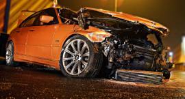 Święta na drogach - 10 wypadków, 1 osoba zginęła, 11 rannych [ZDJĘCIA]