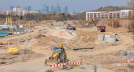 Czerniakowska-bis. Zdjęciowy raport z budowy
