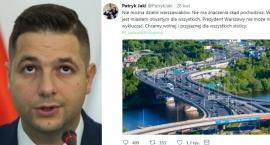 Jaki zarzuca Trzaskowskiemu dzielenie Warszawiaków. Sam myli warszawską Pragę z.... czeską