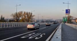 Motocykle na buspasach już od jutra na Trasie Łazienkowskiej i Radzymińskiej