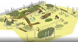 Nowy plac zabaw na Poniatówce - inspirowany Wisłą