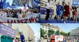 Marsz Wolności przeszedł przez Warszawę [ZDJĘCIA]