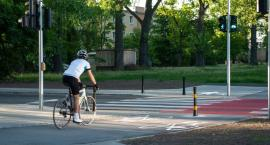 Żwirki i Wigury przyjazna pieszym i rowerzystom [ZDJĘCIA]