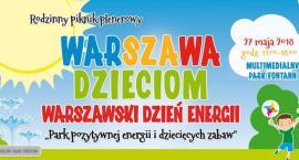 Warszawa Dzieciom. Warszawski Dzień Energii 2018 - już w niedzielę