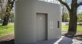 Toalety miejskie na mapie Warszawy
