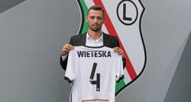 Mateusz Wieteska podpisał 5 letni kontrakt z Legią Warszawa
