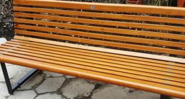 Wiemy jak będzie wyglądać miejska ławka. Mieszkańcy wybrali