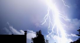 Uwaga! Dzisiaj załamanie pogody! Upał, gwałtowne burze, a od jutra dużo chłodniej