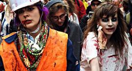 11. Marsz Żywych Trupów - zombie na ulicach miasta [ZDJĘCIA]