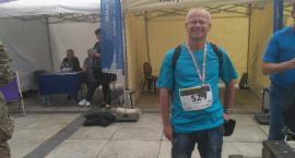 Poznajcie Marka - kolejnego uczestnika biegu