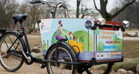 Rowery transportowe - bezpłatnie w wielu miejscach miasta