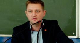 Andrzej Rozenek kolejnym kandydatem na prezydenta stolicy