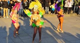 Taneczny Flash Mob pod Kolumną Zygmunta