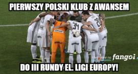 Legia odpada z el. LM ze Spartakiem Trnava [MEMY]