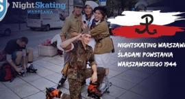 Powstańczy Nightskating Warszawa już dzisiaj