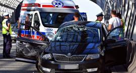 Kolejny wypadek na S8 [ZDJĘCIA]