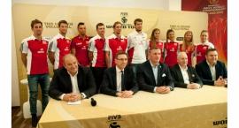 Konferencja prasowa przed turniejem Warmia Grand Slam Olsztyn 2016