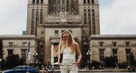 Natalia opowiada o swoich wspomnieniach z wizyty w Pałacu