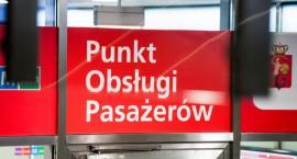 Punkty Obsługi Pasażerów czynne w weekend