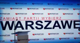 Bezpartyjni komentują rezygnację Piotra Guziała z kandydowania na prezydenta Warszawy