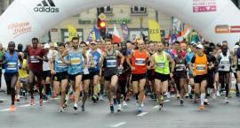 40. PZU Maraton Warszawski czyli weekend z utrudnieniami