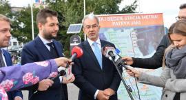 Patryk Jaki chce budowy 3 i 4 linii metra! Tymczasem bankrutuje firma, która je buduje...