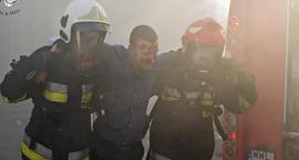 Ewakuacja urzędu w Radzyminie. Wyglądało groźnie...[ZDJĘCIA]