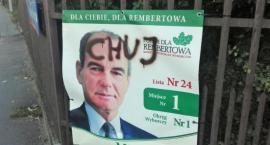Na przykładzie Rembertowa: kampania sięgnęła dna... Obrażać można zupełnie bezkarnie!
