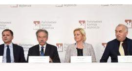 Konferencje prasowe Państwowej Komisji Wyborczej: kiedy, jak i gdzie?