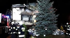 Wybuch w domu jednorodzinnym. Nie żyją dwie osoby [ZDJĘCIA]