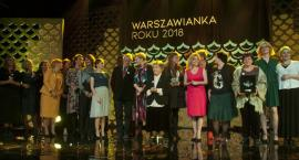 Warszawianką stulecia Irena Sendlerowa, Warszawianką roku 2018 Anna Ojer [ZDJĘCIA]