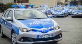37 nowoczesnych radiowozów dla stołecznej policji