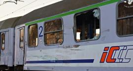 Zderzenie pociągu z TIR-em [ZDJĘCIA]