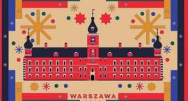 Święty Mikołaj czeka na dzieci przy Krakowskim Przedmieściu
