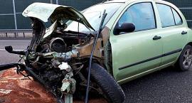 Groźny wypadek na A2 [ZDJĘCIA]