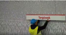 Nowe stacje II linii metra mają już nazwy - oficjalnie. Zmiana na Targówku?