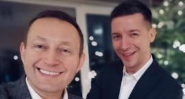 Paweł Rabiej w wywiadzie ze swoim partnerem: brakuje potomka