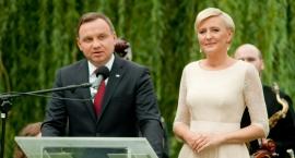 Para Prezydencka wzięła udział w akcji Narodowe Czytanie