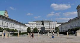 Próba wdarcia się do Pałacu Prezydenckiego