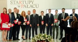 Startupy w Pałacu - młodzi i zdolni zaprezentowali swoje firmy przed Andrzejem Dudą