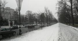 Warszawa i okolice w zimowej odsłonie na Waszych ZDJĘCIACH