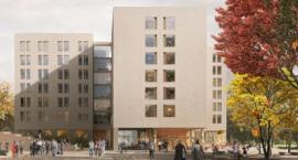 Nowy akademik Uniwersytetu Warszawskiego. Jak będzie wyglądał? [WIZUALIZACJA]
