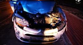 Zderzenie dwóch samochodów [ZDJĘCIA]