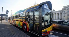 130 nowych elektrobusów za dwa lata na ulicach Warszawy
