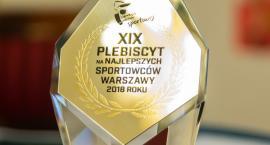 Gala XIX Plebiscytu na Najlepszych Sportowców Warszawy. Będzie transmisja online