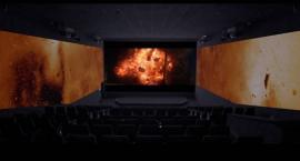 Sala kinowa, w której staniesz się aktorem filmowym.