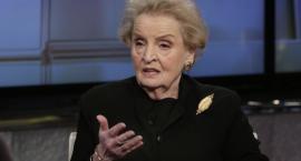 Będzie spotkanie z Madeleine Albright.