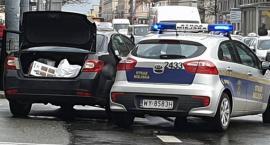 Trzy osoby ranne w zderzeniu trzech samochodów [ZDJĘCIA]