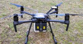PRIMA APRILIS: Nowa broń straży miejskiej - drony, które sprawdzą popiół w palenisku