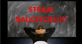 Strajk nauczycieli. Większość szkół w Warszawie pozamykana